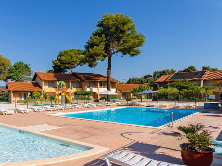 village vacances avec piscine